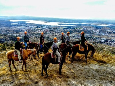 Quad and horseback riding San Miguel de Allende 4h