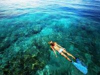 Snorkeling in Loreto