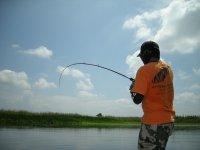 Fishing in Galeana