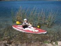 Galeana kayak ride