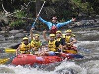 Rapid water tour