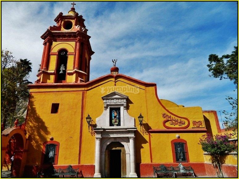 Walk in San Sebastian de Bernal