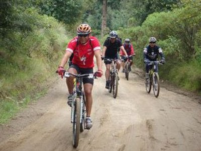 Aldea Jalcomulco Ciclismo de Montaña