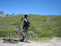 Bikes in nature