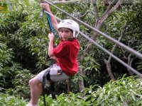 Zipline for the whole family