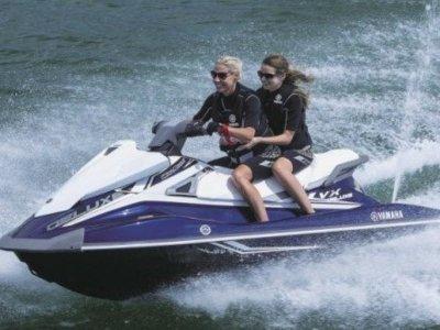 Moto acuática por una hora en Ensenada