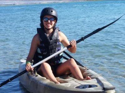 Kayak rental in Ensenada for 1 hour