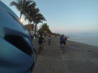 Paseo en bicicleta al Estero del Salado