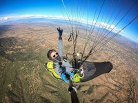 Living the paraglider