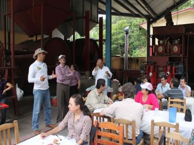 Coffee route in Tepic for 8 hours in Nayarit