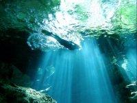 Snorkel en cenote Cozumel