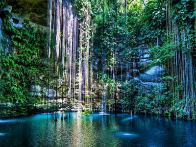 Tour to Chichen Itza + Ik Kil + Valladolid