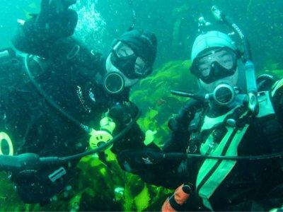 Certificación de buceo Deep Diver en Rosarito 2 d