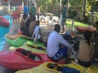 Cursos de kayaks