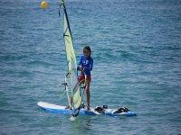 Iniciación al windsurf en Veracruz