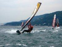 Cursos de windsurf en Veracruz
