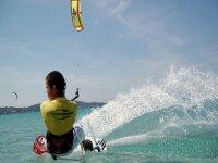 Kitesurf aventura