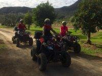 Piloting ATVs