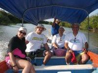 Tour Mexcaltitan island departure Tepic