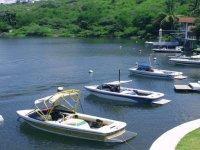 Lake embarkation