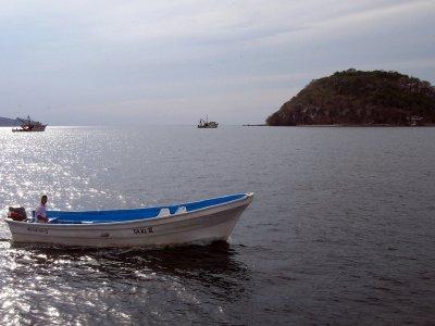 Isla de Mexcaltitán niños, Rincón de Guayabitos