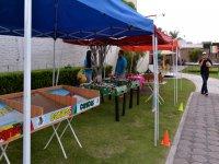 Feria para fiesta infantil