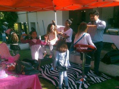 Beauty salon for your Theme Party, Puebla