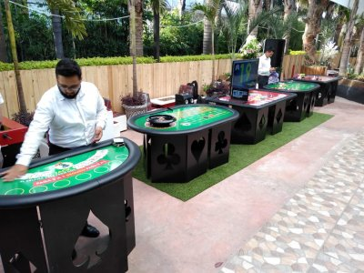 Casino and gambling for Theme Parties