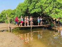 Caminata guiada por la selva de Catemaco por 4 hrs