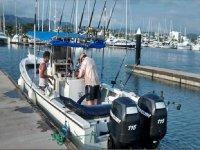 Pesca en panga 6 horas, Nayarit
