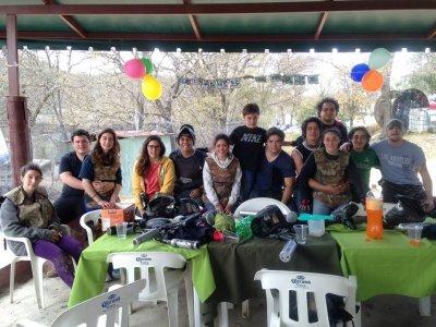 Paquete Fiesta Gotcha 20 personas Ciudad de México
