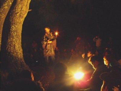 Tour al árbol de los deseos con noche en Huasca
