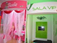 Barbie Lounge and VIP Lounge