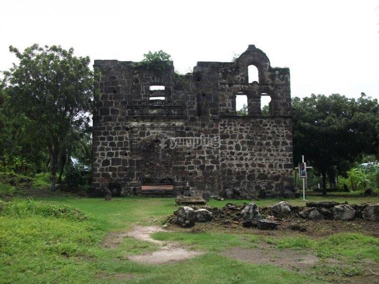 Historical tour around San Blas