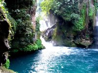 Las cascadas de la Huasteca