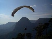 Planning on paragliding