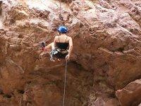 Circuito rappel y escalada, Sonora