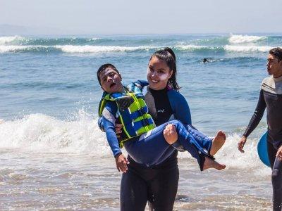 Locales Escuela de Surf Campamentos de Surf