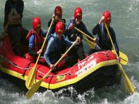 Rafting concentration