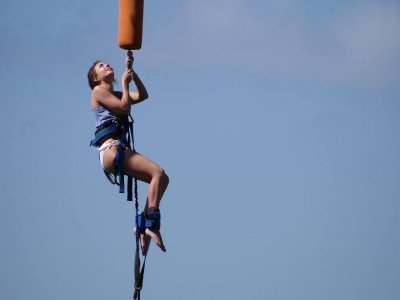 Bungee jumping in Puerto Vallarta
