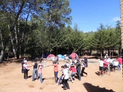 Chuen Camping Campamentos Multiaventura