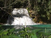 Copalita waterfalls