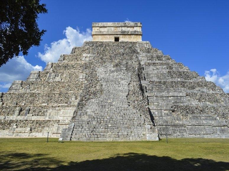 Vive la cultura maya