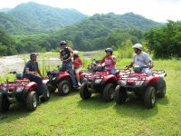 ATVs arrested