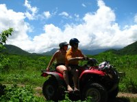 On ATVs as a couple