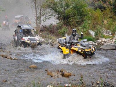 Ruta en cuatrimoto 2 días en Pachuca, Hidalgo