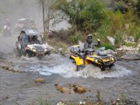 Quad route, Pachuca, 2 days