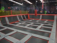Access to the trampoline park 90 minutes Jalisco