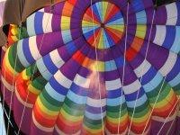 Llenando el globo