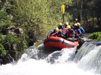 Rafting level 1. Huatulco 2 hours